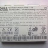 Vand Baterie / Acumulator Dell Type X1111 pentru PDA Axim X30 Original!