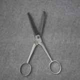 Foarfeca de filare (subtiere) veche - Metal/Fonta