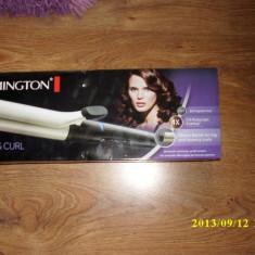 Vând URGENT ondulator de păr Remington Ci5338!!