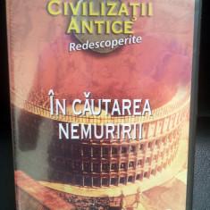 Civilizatii antice redescoperite - Film documentare, DVD, Altele