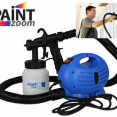 Pistol de vopsit - Paint Zoom - Dispozitiv pentru vopsit si zugravit