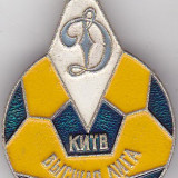 Insigna Fotbal Dinamo