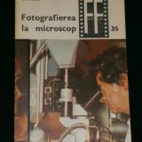 GHEORGHE MOHAN - Fotografierea la microscop - microfotografia (colectia Foto Film nr.35)