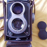 Aparat Foto cu Film Seagull - APARAT FOTO SEAGULL ( PESCARUS ) MODEL 4A