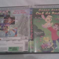 DVD FILM DESENE GOANA DUPA OUL DE PASTI, KIDS COLLECTION, 47 MINUTE, DUBLAT ROMANA - Film animatie