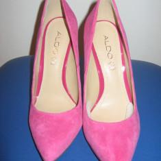 Pantofi ALDO - Pantof dama Aldo, Marime: 38, Culoare: Rose, Rose