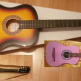 Chitara clasica pentru incepatori si copii diferite culoari ( noi nefolosite)