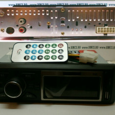 Casetofon auto - Radio cu Mp3 Auto pentru Masina cu telecomanda Card Stick