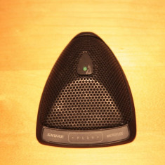 Shure MX 393C Microfon Altele Boundary / de Suprafata