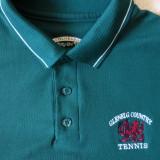 Tricou Colorado Tennis, Poly-Dri; marime XS:52 cm bust, 60 cm lungime; impecabil