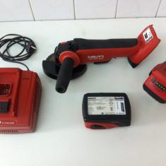 HILTI AG 125-A22 din 2013 - Polizor