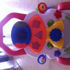 Premergator chicco, 6-12 luni, Plastic, Multicolor
