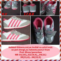 Adidasi copii - Adidasi himera pt fetite noi, NR 31..36=MODEL NOW
