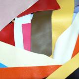 Piele pt bratari colorata
