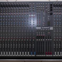 Mixer 24 canale Allen & Heath Zed 428 + CASE - Mixer audio allen&heath