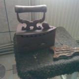 Metal/Fonta, Altul - Fier de calcat cu gratar
