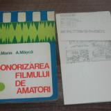 AL MARIN, A MASCA - SONORIZAREA FILMULUI DE AMATORI
