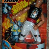 Figurina Desene animate Altele, 4-6 ani, Unisex - Figurina, papusa Action Man - Super Ninja - 30 cm, model 1998, noua, sigilata in cutia originala