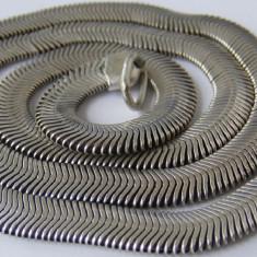 Lantisor argint - Lant colier vechi din argint - de colectie