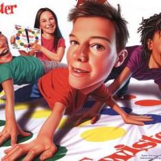 Jucarie interactiva - Joc Twister pentru copii si adulti