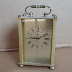 Ceas Royal Germany vintage auriu - Ceas de masa
