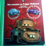 Carte de povesti - Noi aventuri cu Fulger McQueen