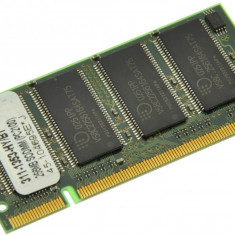 Memorie RAM laptop Alta, DDR, 256 MB - Memorie laptop 256MB DDR1 266 MHz (PC2100) SimpleTech 90000-40441-001, SODIMM 200 pini