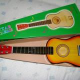 Chitara mica acustica pentru copii-PRODUS NOU - Chitara acustica