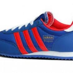 Adidasi dama - Adidas Dragon Albastru