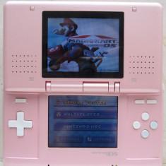 Consola Portabila NINTENDO DS Phat + Incarcator + un Joc - Jocuri Nintendo DS