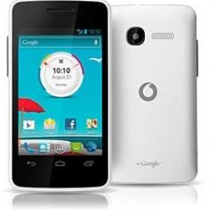 Vodafone Smart mini, ALB, Alcatel OT - 875 - Telefon mobil Vodafone, 4GB, Neblocat, Single SIM, Dual core