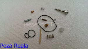 Kit reparatie ( jegler / jigler ) carburator scuter Piaggio / Piagio Fly / Free / Liberty / NRG / Vespa / Zip foto