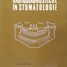RADIODIAGNOSTICUL IN STOMATOLOGIE - Valerian Popescu, Mihai Radulescu