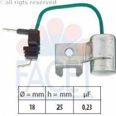 Delcou - Condensator, aprindere VW DERBY 1.1 - FACET 0.0179/95