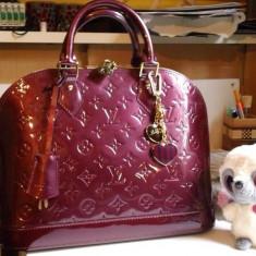 Geanta louis vuitton alma - Geanta Dama Louis Vuitton, Din imagine, Piele, Medie