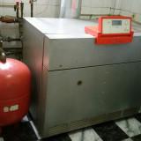 Centrala termica, Centrale termice pe gaz - Cazan gaze Vitogas 100-F 96