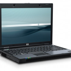 Laptop HP, Intel Core 2 Duo, 2001-2500 Mhz, Sub 15 inch, 2 GB, 120 GB - LAPTOP PROFESIONAL HP 6510B CORE2DUO T8100 2x2.1GHZ 2GB 120GB DVD | BATERIA MINIM 1 ORA | GARANTIE 12 LUNI | RULEAZA WIND 7, WIRELESS, DISPLAY 14.1