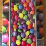 Carcasa (husa) hardcase iphone 5/ 5s tucano bonbons - Husa Telefon Apple, Plastic