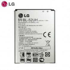 ACUMULATOR LG L70 D320N L70 DUAL D325 ORIGINAL NOU LG BL-52UH Li-Ion 3.8V 2100mAh BATERIE TELEFON MOBIL ORIGINAL