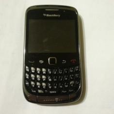 Telefon mobil Blackberry 9300, Negru, Nu se aplica - Blackberry Curve 3G 9300 - 299 lei