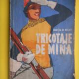 TRICOTAJE DE MANA  Martha Recht