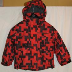 Haine Copii 1 - 3 ani, 92 (2 ani, inaltime 87 - 92 cm) - Costum ski copii SHREDZ - nr 92 / 98
