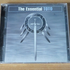 Toto - The Essential Toto (2CD) - Muzica Rock Columbia