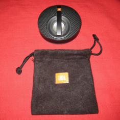 Boxa portabila JBL on tour micro, culoare carbon, husa originala cadou, Universala