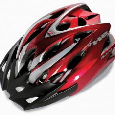 Casti Bicicleta SH+ STREET II BUSINESS black-red-white, 54-58/S-M