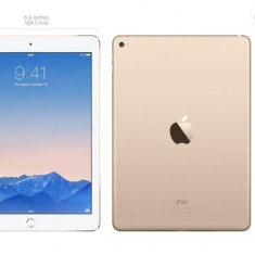 Ipad Air 2 16gb white, gold, grey wi-fi+4G noi, 1an garantie interna!PRET:435euro - Tableta iPad Air 2 Apple, Argintiu