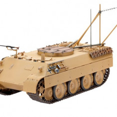Macheta vehicul blindat Bergepanther (Sd.Kfz. 179) - Macheta auto Revell