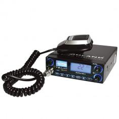 Resigilat - Statie radio CB Midland 248 XL Cod C892 cu 2 filtre de zgomot