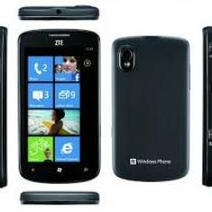Telefon mobil ZTE, Negru, 4GB, Neblocat, Dual core, 512 MB - Vand Zte Tania Nou