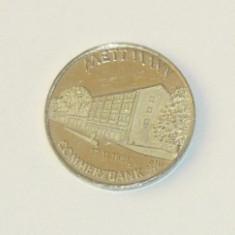 Jeton METTMANN - COMMERZBANK - 1981 - DUSSELDORF - GERMANIA - 2+1 gratis toate produsele la pret fix - CHA1209 - Jetoane numismatica